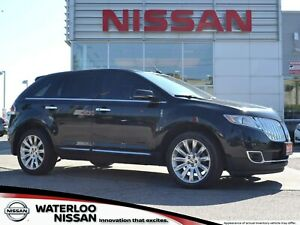 2013 Lincoln MKX | NAV & BACKUP CAM | Tow Hitch Receiver |
