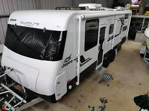 Jayco SILVERLINE OUTBACK OFFROAD FAMILY BUNK VAN - MUST SELL!