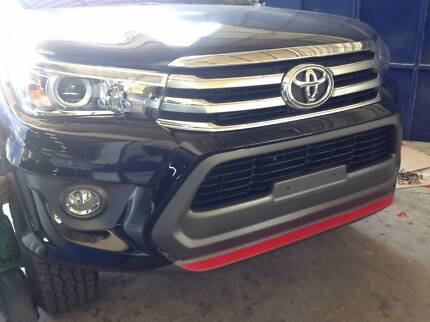 Toyota Revo (Hi Lux) Body Kits, Flairs . Bull Bars ADR approved