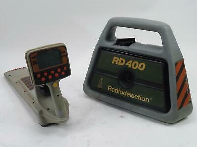 Radiodetection Locater Set Model Rd400pxl With Rd400 Transmitter