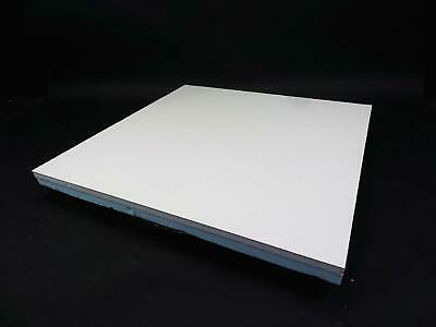 New Commercial Restaurant Pvc Stucco Ceiling Tile White 23.5 X 23.5 X 1.5