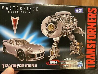 Transformers Autobot Jazz MPM-9 Masterpiece Movie Series