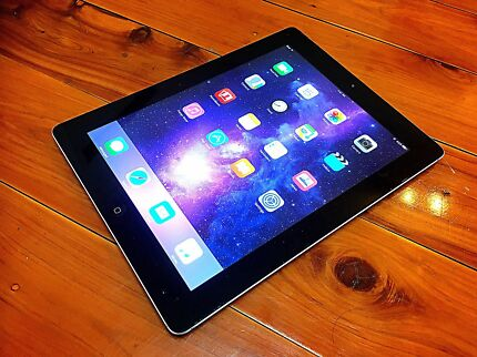 Apple iPad •Immaculate Condition+Upgrdae iOS+Upgraded•Cable•WiFi