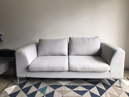 Duresta settee second sale hand