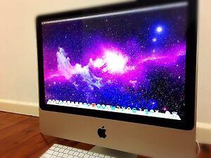 "◈ Apple iMac 20""LED ◈2.66Ghz CPU™◈4.GB•320.GB◈GeForce◈Office◈Full HD◈ Parramatta Parramatta Area Preview"
