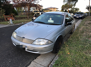 1998 Ford Falcon Auto 8 months rego left 180000 Km Box Hill South Whitehorse Area Preview