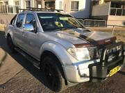 Nissan NAVARA  ST-X  Diesel Wolli Creek Rockdale Area Preview