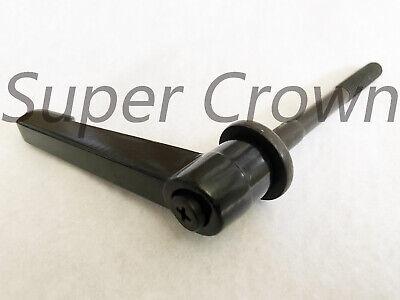 Quill Lock Bolt Handle Assembly Black For Bridgeport Type Import Mills 60mmr