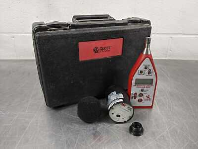 Quest Technologies 2200 Integrating Averaging Sound Level Meter