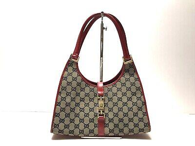 Gucci Jackie bag used 5676