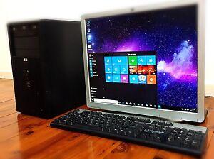 ✩ Computer PC+HP Screen•3.10Ghz SPEED•4.GB•Win10-Office2016✩Only $99 Parramatta Parramatta Area Preview
