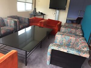 URGENT 9 SINGLE SOFA AND A QUARTZ TABLE (PICK UP ONLY) Terrey Hills Warringah Area Preview
