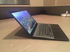 1cm Thin!! SONY TOP SPEC TouchScreen UltraBook i7 8GB 256GB SSD Harris Park Parramatta Area Preview