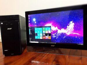 ✶2015 GAMING Acer PC Quad-Core A4-5000.APU®RADEON HD8330✶1.TB Parramatta Parramatta Area Preview