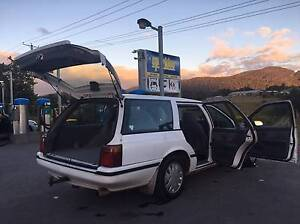1995 Ford Falcon Wagon $1000 Cygnet Huon Valley Preview