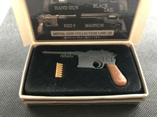 Resident Evil Biohazard 4 Metal Gun Figure / Red9 / Luis Sera / CAPCOM / No Card