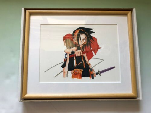 Shaman King reproduction original picture very rare Japanese