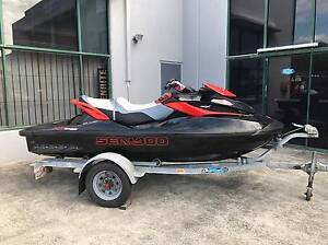 Seadoo RXTX 260Hp Only 119 Hours 2010 Model Southport Gold Coast City Preview