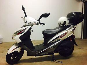150cc SYM Scooter Darwin CBD Darwin City Preview