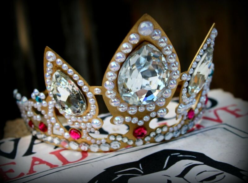 Rapunzel Inspired Tiara ~ Crown of the lost Princess