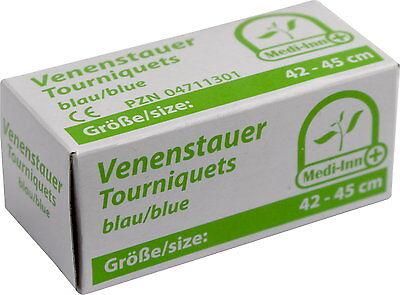 Venenstauer Medi-Inn Farbe: blau Größe: 42 - 45 cm PZN: 04711301