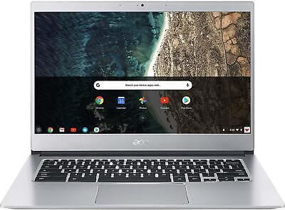 ACER CB514-1H Touch 14in Chromebook - Intel Celeron N3350 4GB RAM 32GB eMMC - Ch