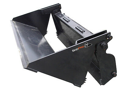 78 4 N 1 4n1 Combo Bucket Skid Steer Loader Attachment Bobcat Kubota