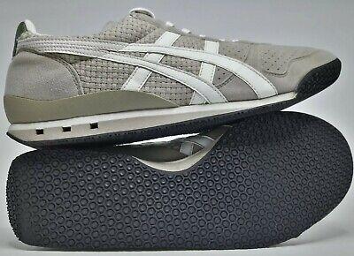 Asics Onitsuka Tiger Ultimate 81 Vintage Shoes Mens Size 11.5 Khaki D124N