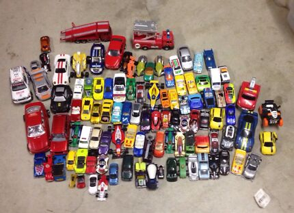 Toy cars  as shown Narangba Caboolture Area Preview