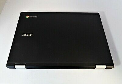 "Acer Chromebook N15Q8 C738T-C44Z 11.6"" N3150 1.6GHz 4GB RAM 16GB SSD Chrome OS"
