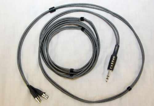 CARDAS CLEAR Upgrade Cable for AUDEZE LCD2 LCD3 LCD4 LCD XC X  3 Meters
