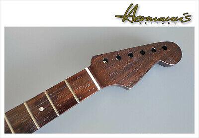 Stratocaster One Piece Wenge Neck mit Abalon Dots, 22 Medium Frets Art.(WS1)