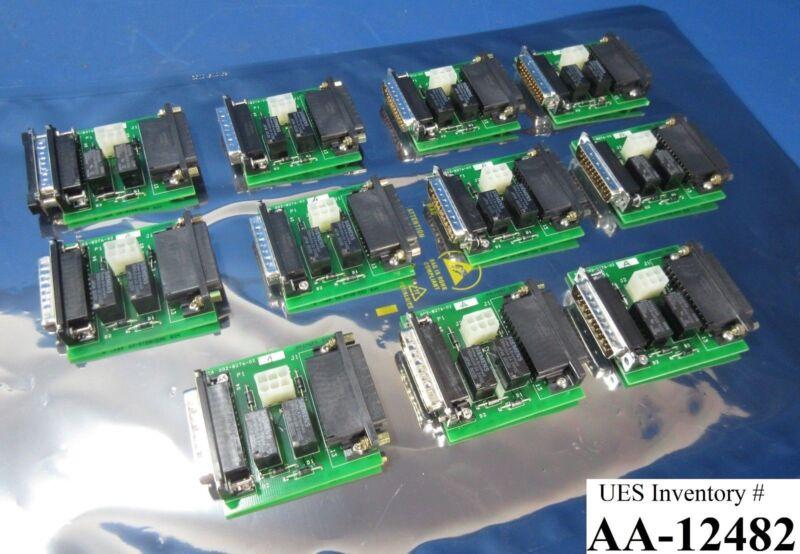 Siemens 002-8276-02 Circuit Board PCB Reseller Lot of 11 Used Working