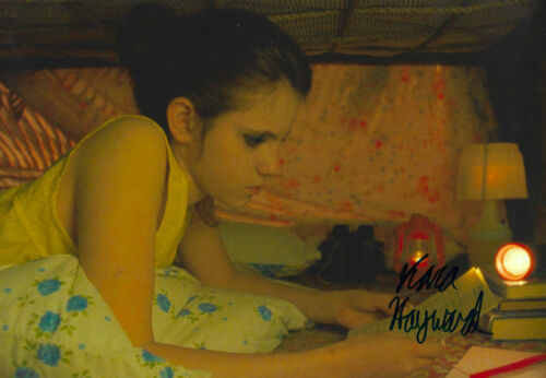"Kara Hayward ""Moonrise Kingdom"" Autogramm signed 20x30 cm Bild"
