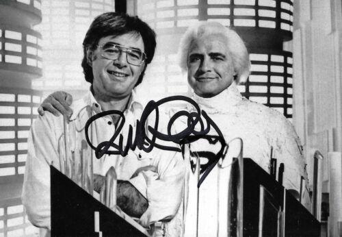 Richard Donner signed The Goonies Superman Legend Director Rare COA LOOK!