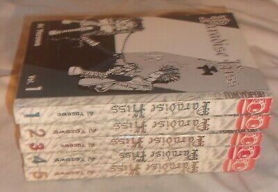 LOT OF 5 PARADISE KISS MANGA SMALL PAPER BACK COMIC BOOKS IN ENGLISH GOOD SHAPE comprar usado  Enviando para Brazil