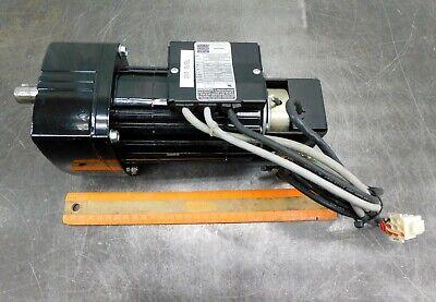 Bodine Electric Gear Motor 130 Dc Volts Gearmotor 83 Rpm W Brake 34b6febl-f3