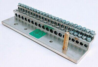 Circuit Breaker Box Neutral Ground Assembly Bus Bar Terminal -