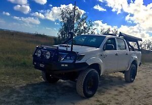 2012 Toyota hilux 4x4  SR Brendale Pine Rivers Area Preview