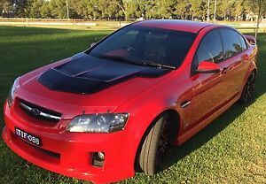 2008 Holden Commodore Sedan Temora Temora Area Preview