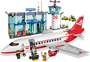 LEGO City Airport (#3182) BRAND NEW in SEALED BOX