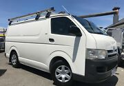 2006 TOYOTA HIACE *TURBO DIESEL TRADE FIT OUT** South Launceston Launceston Area Preview