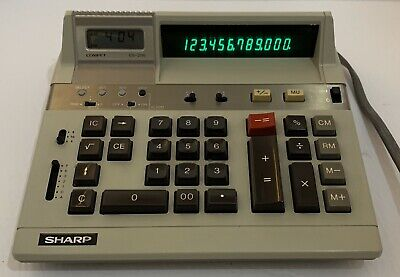 Sharp Compet CS-2116 Desktop Electronic Calculator