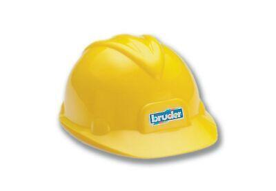 Bruder Toys 10200 Construction Hard Hat](Toy Hard Hat)