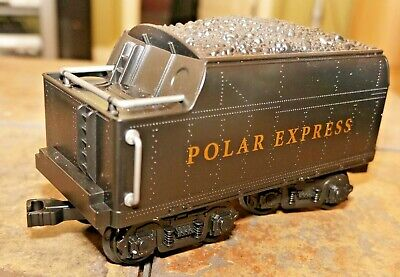 LIONEL POLAR EXPRESS CHRISTMAS TRAIN SET REPLACEMENT COAL TENDER CAR 7-11824