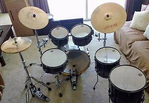 TAMA Superstar 6-piece maple drum kit incl. cymbals and cases Marcus Beach Noosa Area Preview