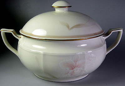 Noritake Imperial Blossom OVAL COVERED VEGETABLE BOWL NEW, NEVER USED Blossom Oval Vegetable Bowl