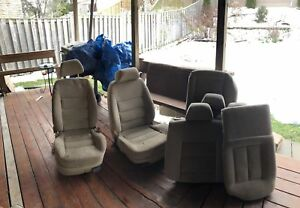 Jetta car seats