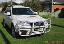 ECB light alloy bullbar to fit MY10 Subaru Forester Umina Beach Gosford Area Preview