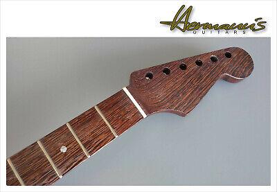 Stratocaster One Piece Wenge Neck mit Abalon Dots, 22 Medium Frets Art.(WS2)